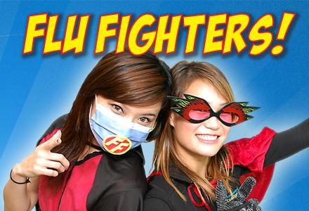 VCH Flu Fighters Campaign