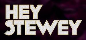 Hey Stewey logo